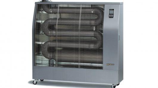 diiselküttel töötav infrapuna soojuskiirgur